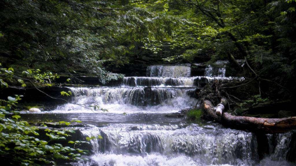 navigable stream